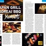 Japán grill és koreai BBQ